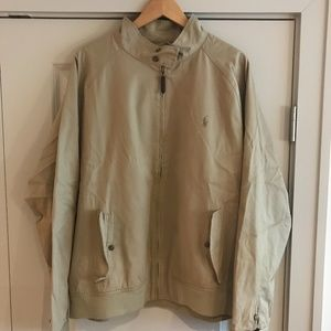 Polo Golf Ralph Lauren Jacket XXL Tan